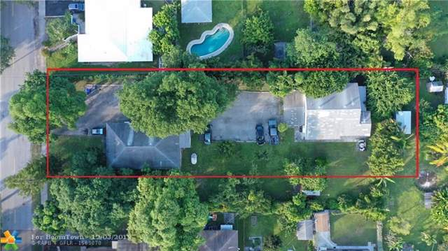 315 N 26th Ave, Hollywood, FL 33020 (MLS #F10205610) :: Lucido Global