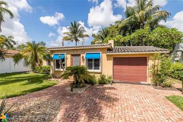 719 NE 20TH AVE, Fort Lauderdale, FL 33304 (MLS #F10205692) :: RE/MAX