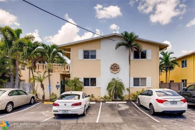 2643 NE 8th Ave #12, Wilton Manors, FL 33334 (MLS #F10205734) :: Castelli Real Estate Services