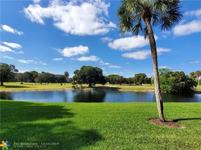 555 Oaks Ln #112, Pompano Beach, FL 33069 (MLS #F10205787) :: Berkshire Hathaway HomeServices EWM Realty