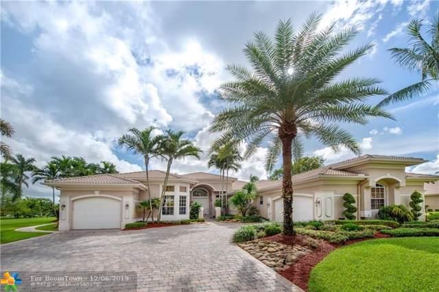 3738 Gulfstream Way, Davie, FL 33328 (MLS #F10205792) :: The Howland Group