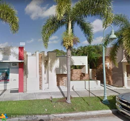 411 S 21st Ave, Hollywood, FL 33020 (MLS #F10205836) :: Castelli Real Estate Services