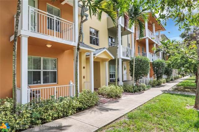 344 SW 14th Ave #344, Fort Lauderdale, FL 33312 (MLS #F10205899) :: RE/MAX