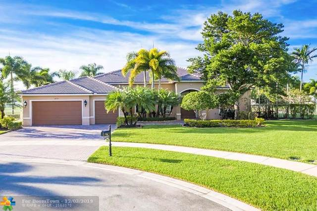 4771 Sunkist Way, Cooper City, FL 33330 (MLS #F10205931) :: Patty Accorto Team