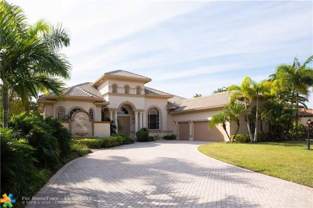 12780 NW 73rd St, Parkland, FL 33076 (MLS #F10205950) :: GK Realty Group LLC