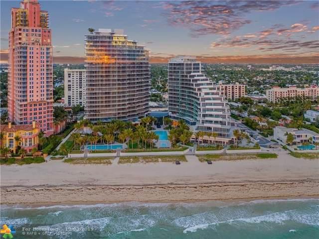 2200 N Ocean Blvd N703, Fort Lauderdale, FL 33305 (MLS #F10205960) :: Berkshire Hathaway HomeServices EWM Realty