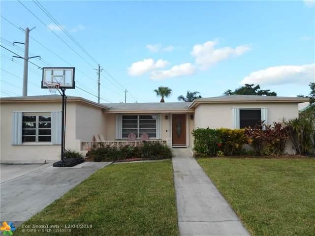 7029 NW 9th Ct, Margate, FL 33063 (MLS #F10205963) :: Berkshire Hathaway HomeServices EWM Realty