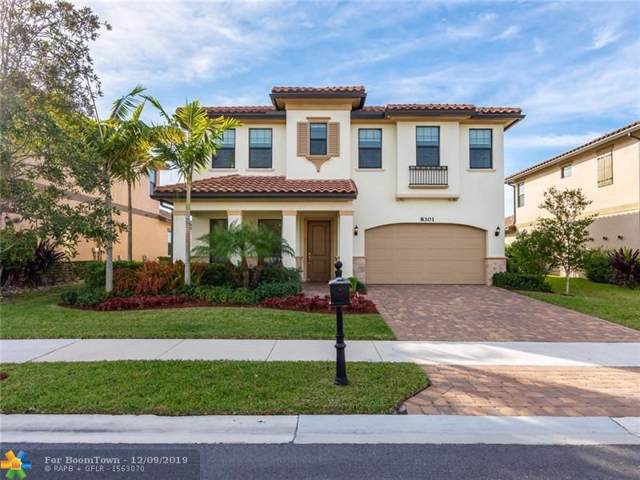 8301 NW 112th Ln, Parkland, FL 33076 (MLS #F10205964) :: Berkshire Hathaway HomeServices EWM Realty