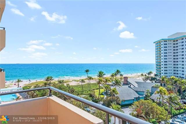 2000 S Ocean Blvd. 7 L, Lauderdale By The Sea, FL 33062 (MLS #F10206050) :: Castelli Real Estate Services