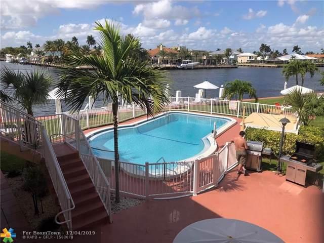 605 N Riverside Dr #22, Pompano Beach, FL 33062 (MLS #F10206076) :: Castelli Real Estate Services