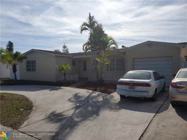 6972 NW 1st St, Margate, FL 33063 (MLS #F10206120) :: Berkshire Hathaway HomeServices EWM Realty