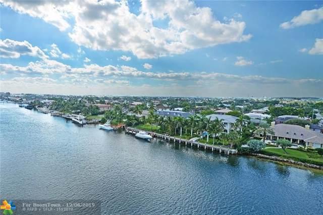 1050 Hillsboro Mile 807W, Hillsboro Beach, FL 33062 (MLS #F10206126) :: RE/MAX