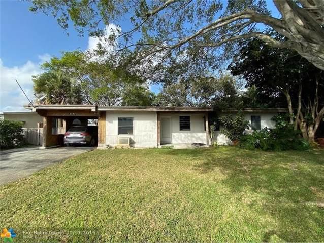 1763 NE 51st St, Pompano Beach, FL 33064 (MLS #F10206169) :: RE/MAX