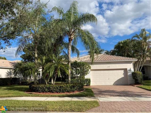 2554 Bay Pointe Dr, Weston, FL 33327 (MLS #F10206178) :: Castelli Real Estate Services