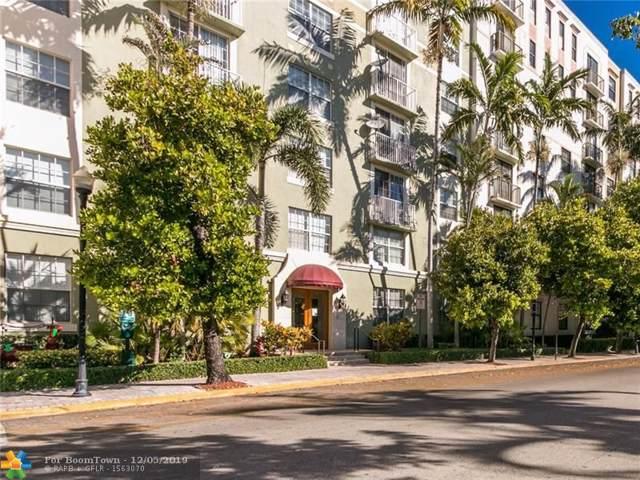 1919 Van Buren St #715, Hollywood, FL 33020 (MLS #F10206186) :: Castelli Real Estate Services