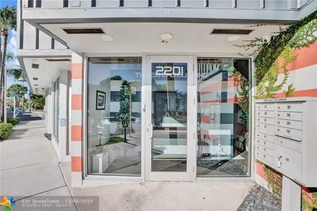 2201 Wilton Drive, Wilton Manors, FL 33305 (MLS #F10206195) :: Castelli Real Estate Services