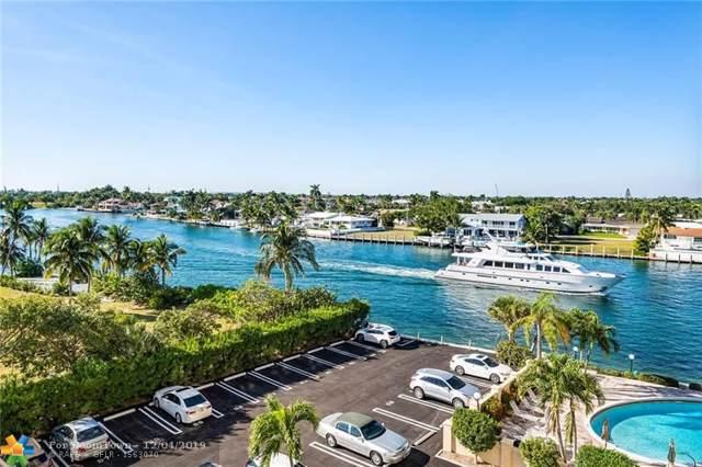 2639 N Riverside Dr #505, Pompano Beach, FL 33062 (MLS #F10206216) :: The O'Flaherty Team
