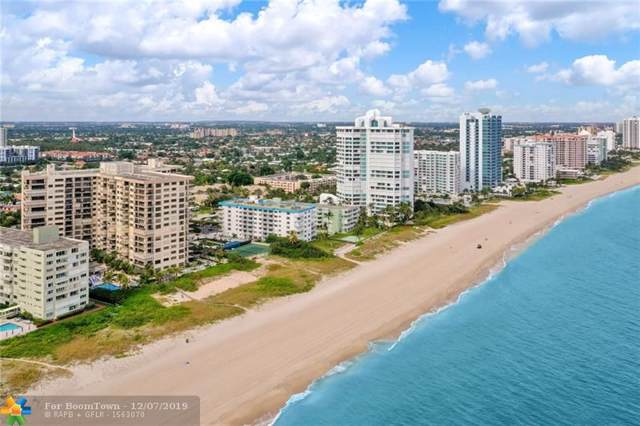 1800 S Ocean Blvd #807, Lauderdale By The Sea, FL 33062 (MLS #F10206271) :: Castelli Real Estate Services