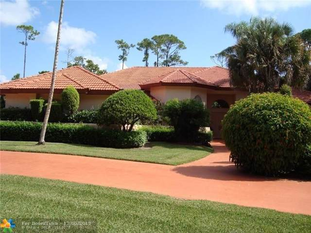 5295 E Leitner Dr, Coral Springs, FL 33067 (MLS #F10206342) :: Patty Accorto Team