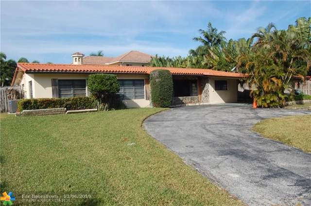 1717 Bayview Drive, Fort Lauderdale, FL 33305 (MLS #F10206349) :: The Howland Group