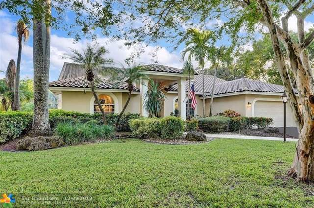 10028 NW 57th Pl, Coral Springs, FL 33076 (MLS #F10206354) :: Berkshire Hathaway HomeServices EWM Realty