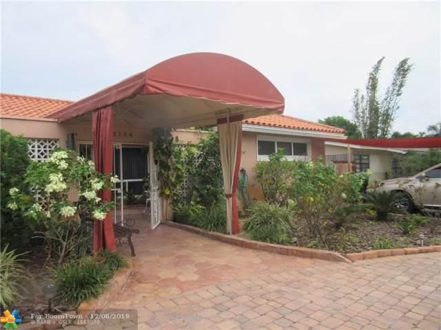 5144 NE 18TH TE, Fort Lauderdale, FL 33308 (MLS #F10206371) :: The Howland Group