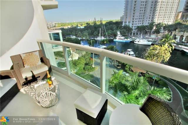 347 N New River Dr #704, Fort Lauderdale, FL 33301 (MLS #F10206382) :: The O'Flaherty Team