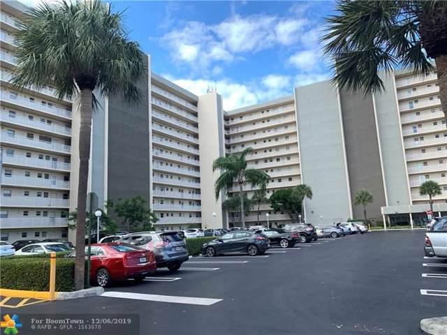 801 S Federal Hwy #409, Pompano Beach, FL 33062 (MLS #F10206404) :: Patty Accorto Team