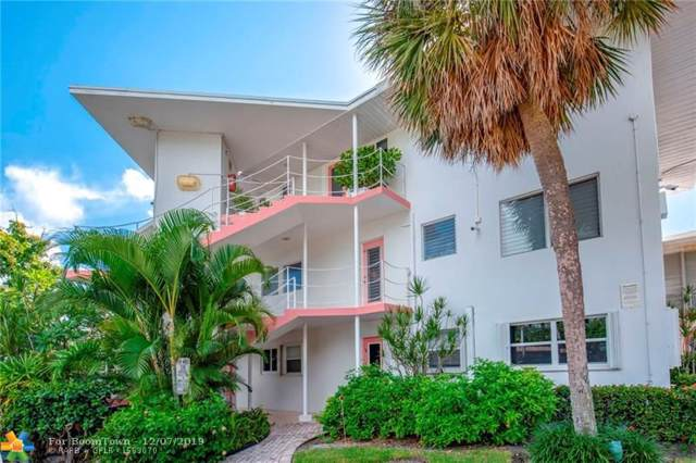 1124 Seminole Drive 4D, Fort Lauderdale, FL 33304 (MLS #F10206406) :: Castelli Real Estate Services