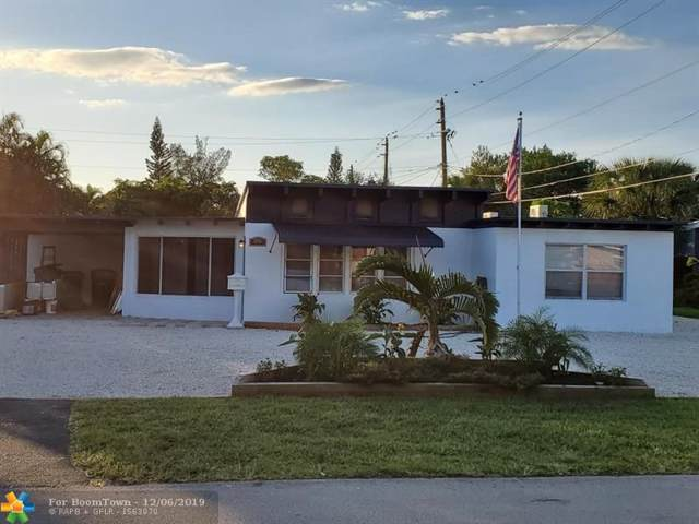 3931 NW 3rd Ave, Oakland Park, FL 33309 (MLS #F10206422) :: The O'Flaherty Team