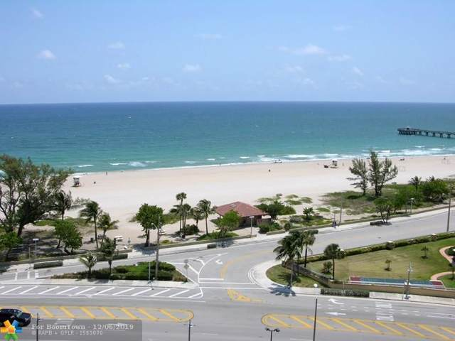 405 N Ocean Blvd #1426, Pompano Beach, FL 33062 (MLS #F10206429) :: Castelli Real Estate Services