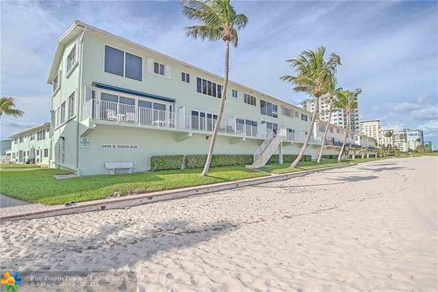 5400 N Ocean Blvd #57, Lauderdale By The Sea, FL 33308 (MLS #F10206446) :: The Howland Group