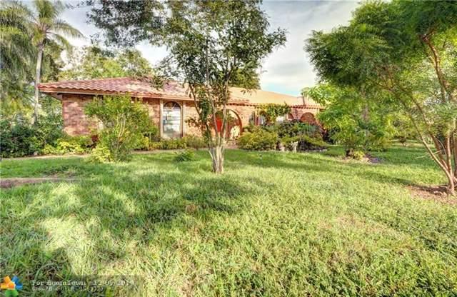 9949 Ramblewood Dr, Coral Springs, FL 33071 (MLS #F10206450) :: Castelli Real Estate Services