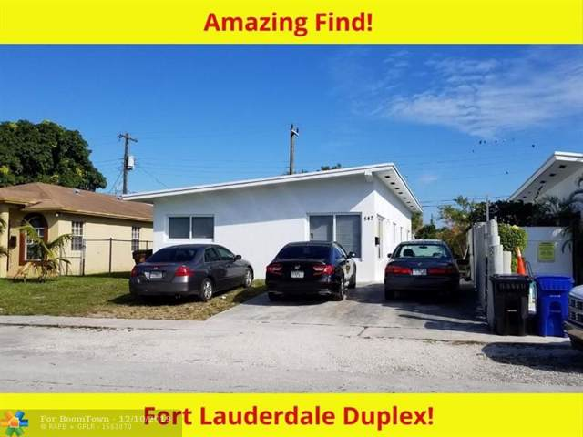 542 SW 27th Ter, Fort Lauderdale, FL 33312 (MLS #F10206461) :: Best Florida Houses of RE/MAX