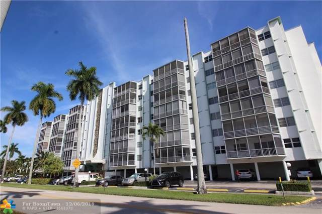 400 Diplomat Pkwy #810, Hallandale, FL 33009 (MLS #F10206508) :: The Howland Group