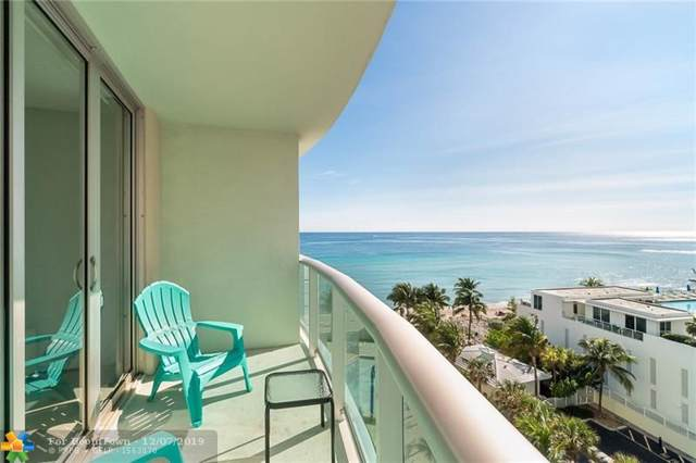 3901 S Ocean Dr 8H, Hollywood, FL 33019 (MLS #F10206516) :: Castelli Real Estate Services
