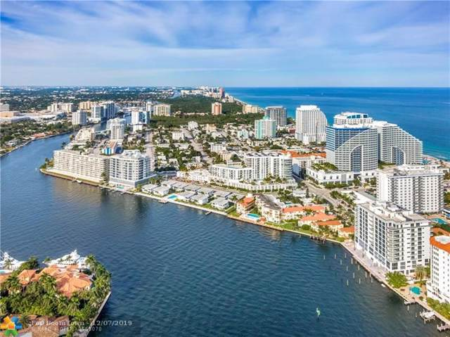 425 Bayshore Dr #38, Fort Lauderdale, FL 33304 (MLS #F10206522) :: The O'Flaherty Team