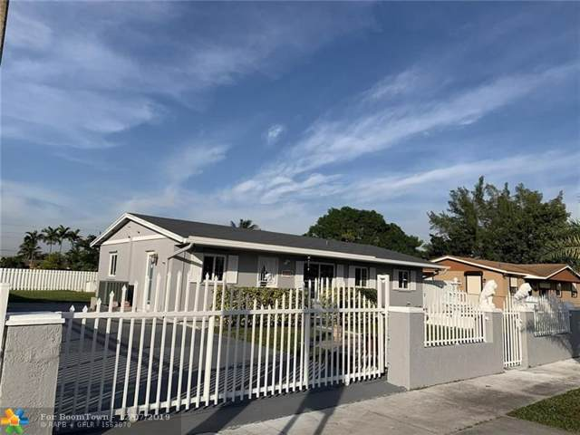 4401 NW 195th St, Miami Gardens, FL 33055 (MLS #F10206551) :: The Howland Group