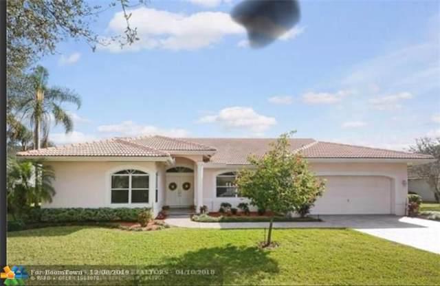 5160 SW 17th St, Plantation, FL 33317 (MLS #F10206572) :: RE/MAX