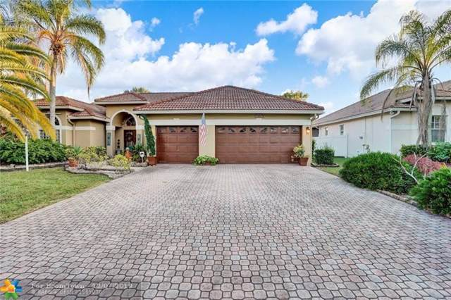 8460 NW 45th Mnr, Coral Springs, FL 33065 (MLS #F10206588) :: Castelli Real Estate Services