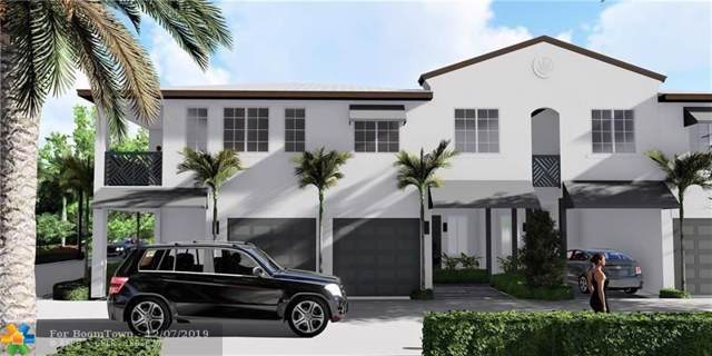 160 SE 7 Way #160, Pompano Beach, FL 33060 (MLS #F10206609) :: Patty Accorto Team