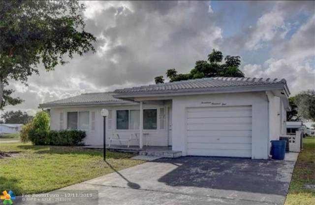 1701 NW 87th Ln, Plantation, FL 33322 (MLS #F10206712) :: United Realty Group