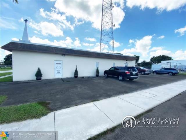 455 N Flagler Ave, Homestead, FL 33030 (MLS #F10206743) :: Berkshire Hathaway HomeServices EWM Realty