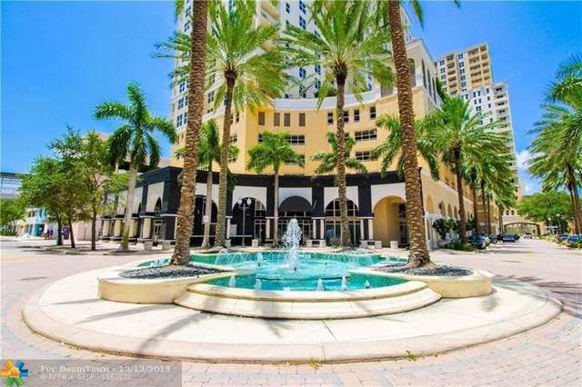 511 SE 5th Ave #622, Fort Lauderdale, FL 33301 (MLS #F10206744) :: Green Realty Properties