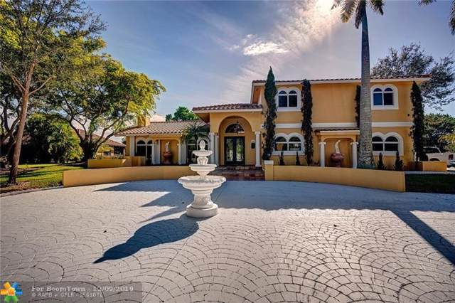 4091 NW 101st Dr, Coral Springs, FL 33065 (MLS #F10206791) :: GK Realty Group LLC