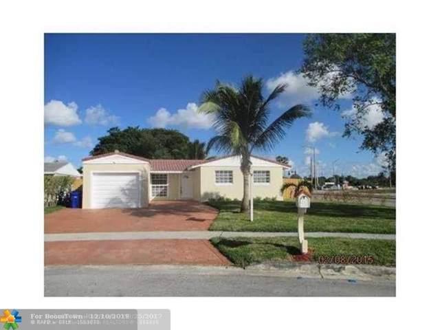190 SW 72nd Ter, Margate, FL 33068 (MLS #F10206891) :: Berkshire Hathaway HomeServices EWM Realty