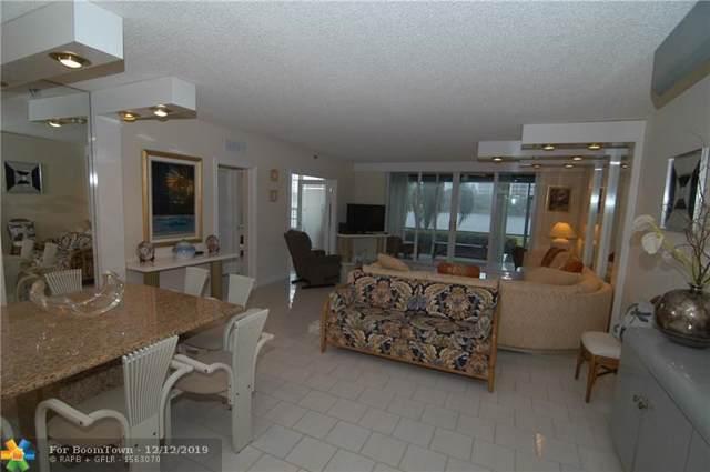 3095 N Course Dr #107, Pompano Beach, FL 33069 (MLS #F10206957) :: Patty Accorto Team