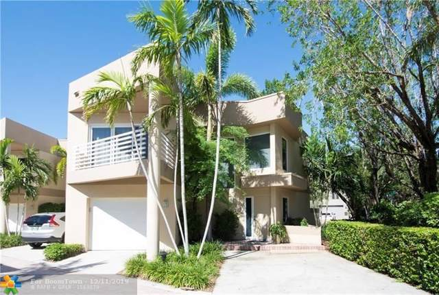 101 SE 15th Ave D, Fort Lauderdale, FL 33301 (MLS #F10206985) :: Green Realty Properties
