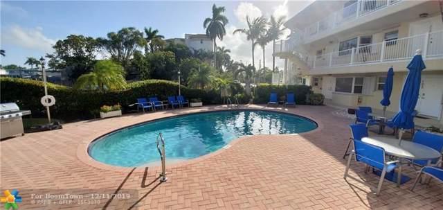 535 Hendricks Isle #101, Fort Lauderdale, FL 33301 (MLS #F10207045) :: RE/MAX