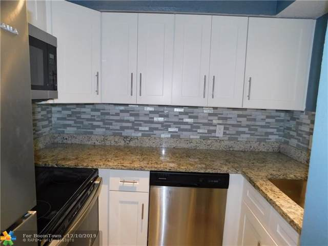 6625 Winfield Blvd 108-D, Margate, FL 33063 (MLS #F10207058) :: Berkshire Hathaway HomeServices EWM Realty